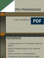 Ectopic Pregnancy 1