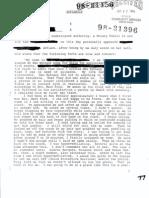 Forner Resident Statement