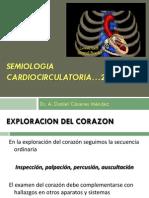 SEMIOLOGIA I 14 Cardiovascular 02