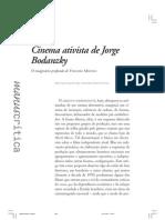 Cinema ativista de Jorge Bodanzky - o imaginário profundo de Terceiro Milênio