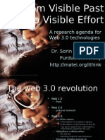 Web 3.0 technologies