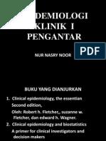 EPID KLINIK 1
