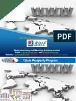Qbule Programme Launchings PPT