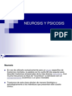 Neurosis y Psi Cos Is