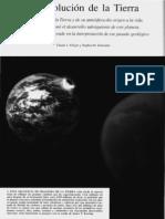 Evolucion Del Planeta Tierra