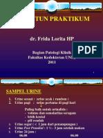 Urinalisis 2011 [dr. Frida Lorita].ppt