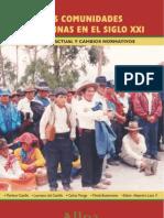 Comunidades Campesinas Siglo XXI