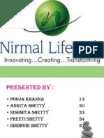 Retail Managment (Nirmal LIFESTYLE)