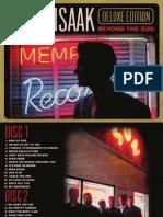 Digital Booklet - Beyond the Sun