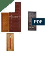Selected Doors