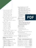 solciones actividades refuerzo y ampliación matemáticas 6º