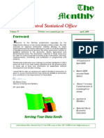 CSO April 2009 Edition