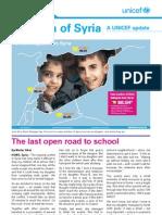 Children of Syria Newsletter 20 June 2013-English