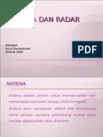 Macam Antena Dan Radar