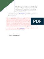 FAQ Security