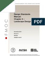 04 - Landscape Design Standards