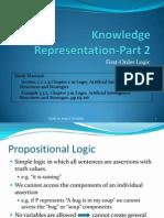 Knowledge Representation-Part 2