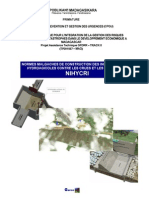 Normes NIHYCRI Version AP Atelier de Concertation