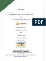 Winter Project Report (PGDFT)
