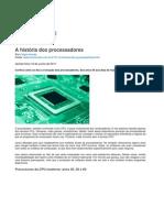 2157 a Historia Dos Processadores