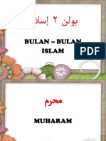 Bulan2 Islam Jawi Bm