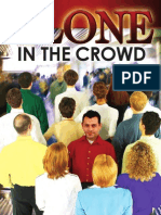 Alone in the Crowd - By Joe Crews