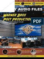 The Coffey Audio Files - Spring 2008