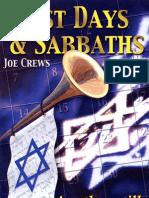 Feast Days and Sabbaths - By Joe Crews