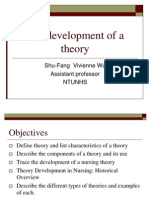 Theoretical Foundation Slide