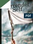 The Surrender of Self - By Joe Crews