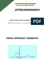 CURSO ELECTROCARDIOGRAFIA