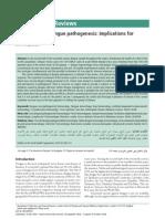 Understanding Dengue Pathogenesis