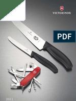 Victorinox Catalogue 2011 German