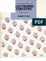 Encyclopedia of Electronic Circuits, Volume 2 - (Rudolf F Graf) Mcgraw-Hill Tab Electronics 1988
