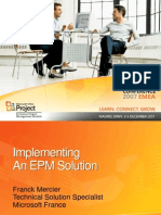 EPM IMplementation