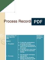 Process Recording