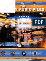 The Coffey Audio Files - Winter 2008