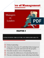 managers as leader