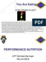 Performance Nutrition(2.0)Oif