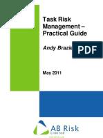 Task Risk Management - Practical Guide 01