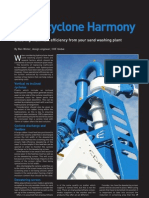 Hydrocyclone Harmony