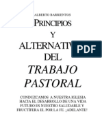 ALBERTO BARRIENTOS Pricipios Pastorales
