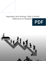 Impending Labor Shortage:Myth or Reality?: