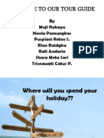Where Will You Spend Your Holiday
