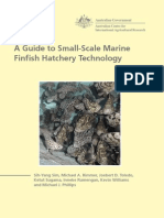 Grouper Hatchery Guide