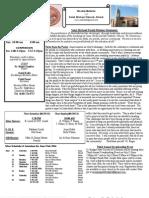 St. Michael's June 23, 2013 Bulletin