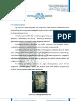 Ultrasonic Test Report