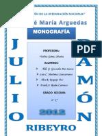 Julio Ramon Ribeyro