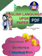 English UPSR Teknik