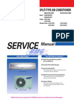 Classic Service Manual AQV18 24